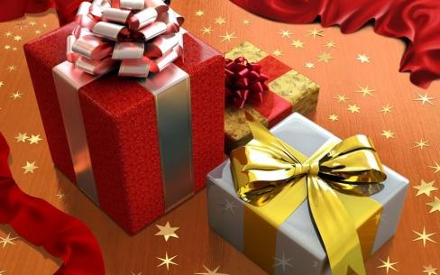 Подарки картинки (1k фото) скачать обои 708