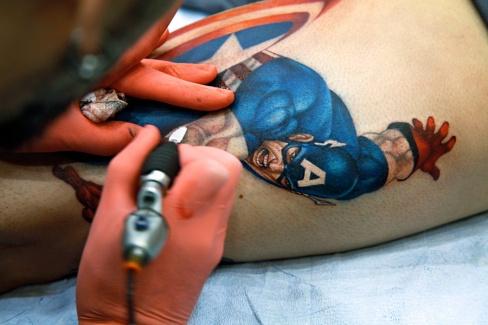 Все самое интересное о татуировках