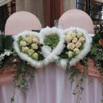 Красивая свадьба. Цветы как украшение праздника