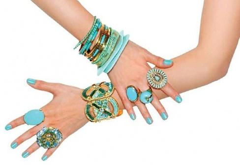 Правила выбора модных летних аксессуаров: браслеты
