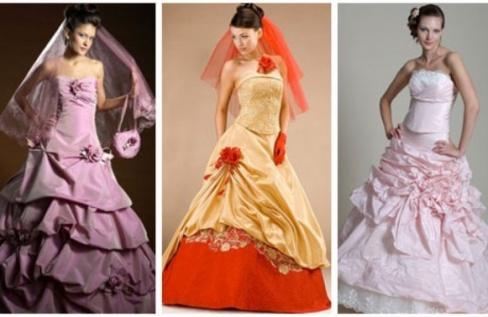 Свадебное платье для второго брака. Правила выбора