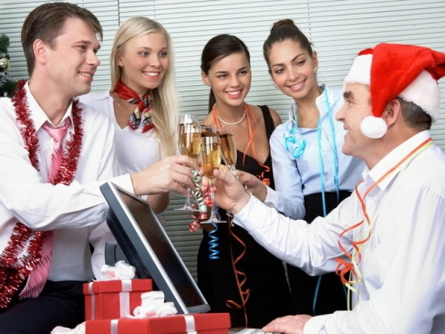 Где отпраздновать новогодний корпоратив? Советы и рекомендации