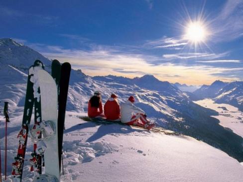 Горнолыжные курорты Франции и Норвегии