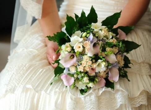 Какие цветы выбрать на свадьбу?
