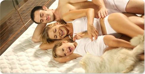 Качественный спальный матрас — залог качественного и здорового сна