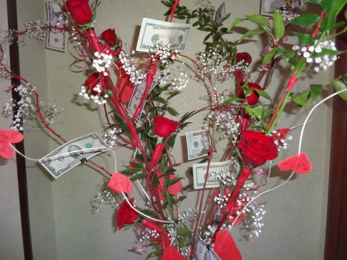Как оформить деньги в подарок?