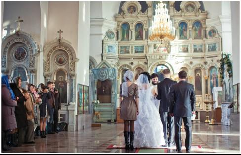 Можно ли венчаться без регистрации в загсе?
