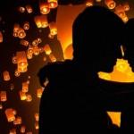 Небесные фонарики – шары желаний
