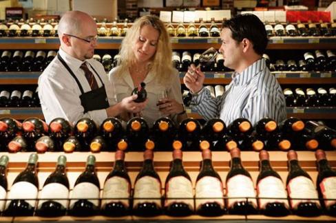 Руководство по выбору вина