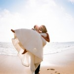 Свадебное путешествие на море