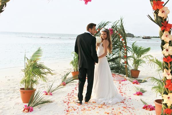 Свадьба на экзотических островах. Правила организации
