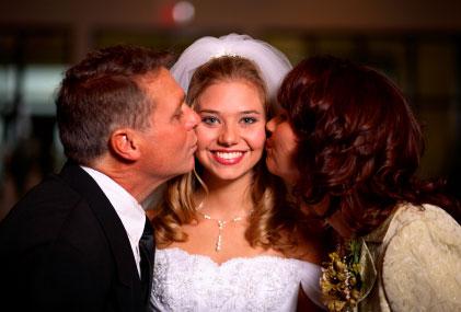 Советы родителям невесты