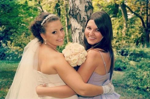 Сюрприз подруге на свадьбу