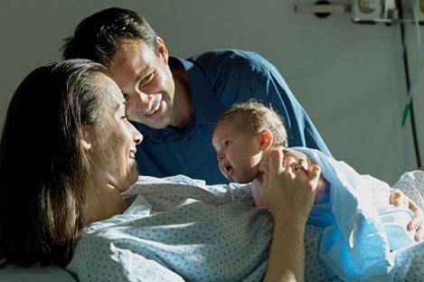 Семейные роды: за и против