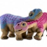 Интерактивные игрушки и динозавр Плео: наши дети выбирают самое лучшее
