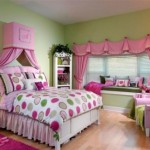 Комната для девочки. Правила обустройки