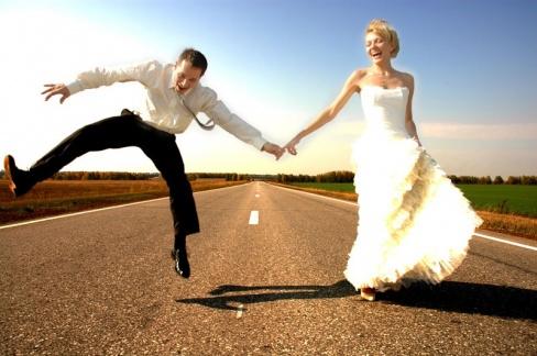 Организация свадебной прогулки