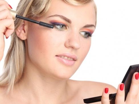 Оттенки вечернего макияжа