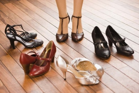 Какой должна быть повседневная обувь?