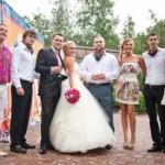 Свадьба в национальном стиле