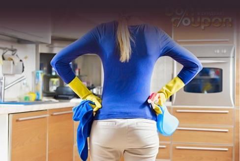 Быстрая уборка квартиры к празднику