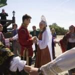 Как организовать свадьбу в русском стиле?