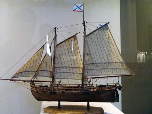 Модели кораблей и подводных лодок