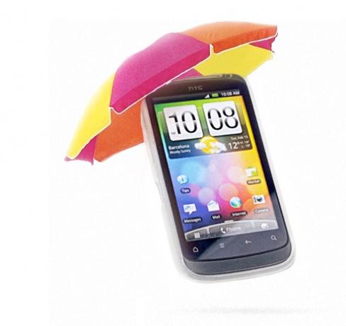 Уход за мобильным телефоном