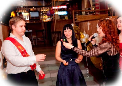 Веселое свадебное представление