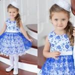 Детские вечерние платья. Правила выбора