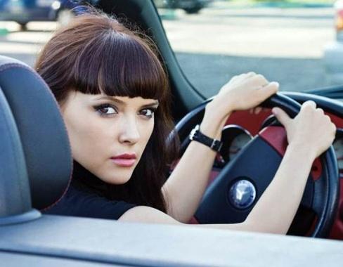 Женский автомобиль. Полезные советы