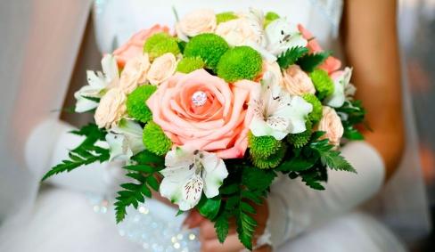 Какие цветы подойдут для свадебного букета?
