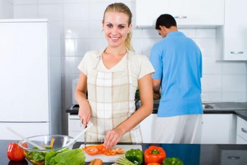 Как научиться быстро и вкусно, готовить?