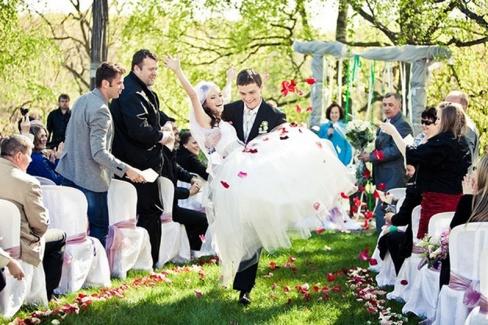 Организация и проведение загородной свадьбы