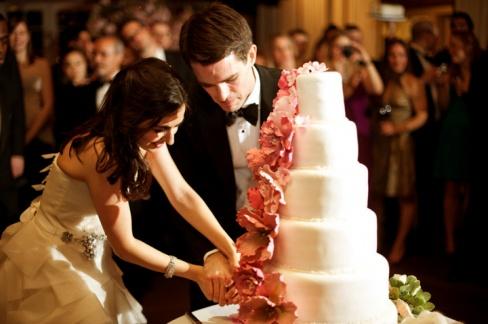 Правила выбора свадебного торта