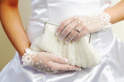 Свадебный образ для невысоких невест