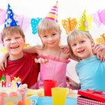 Как отпраздновать день рождения ребенка 3-5 лет?