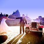 Красивая свадьба за границей