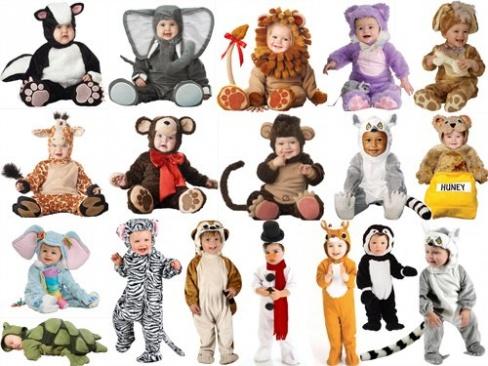 Покупаем детские новогодние костюмы