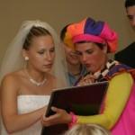 Профессиональный аниматор на свадьбу