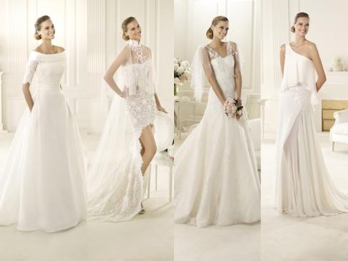 Свадебные платья 2013. Что в моде сегодня?