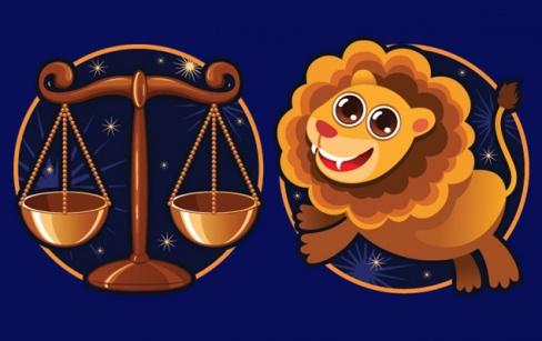 Совместимость знаков Зодиака. Лев-Весы