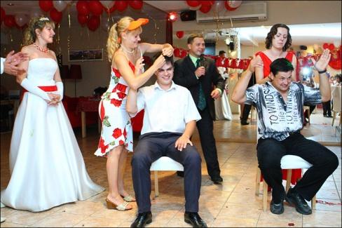 Современные свадебные конкурсы. Полезные советы