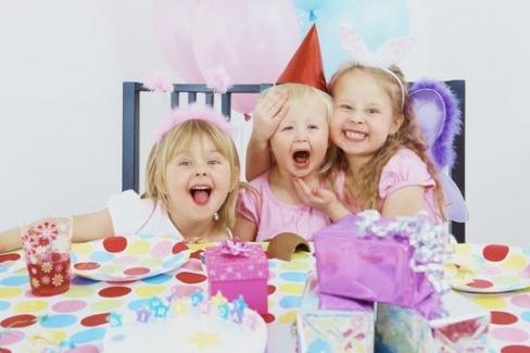 Угощения на День Рождение ребенка