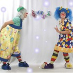Клоуны — на детский праздник, веселье и радость в сердца