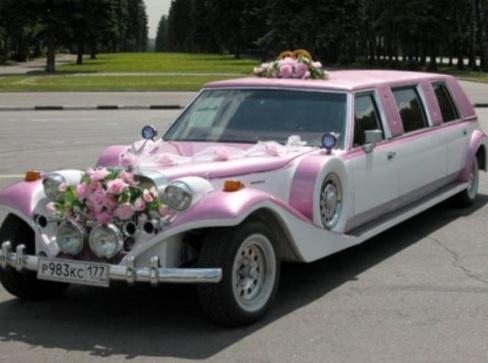 Аренда свадебного автомобиля советы