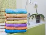 банное полотенце фото