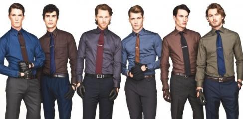 Правила выбора мужских рубашек
