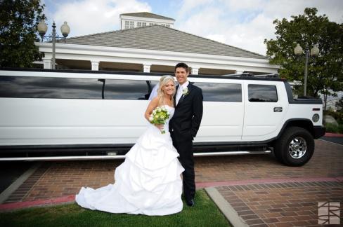 Советы молодоженам по аренде лимузина для свадьбы