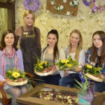 Цветочные композиции в доме. Советы флориста